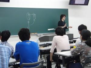 浦沢先生特別講義