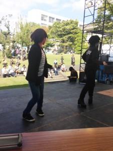 なべかまコンテスト!(石川遅刻にて撮影ミワ先生)