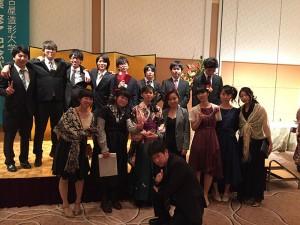 みなさん、卒業おめでとうございます!