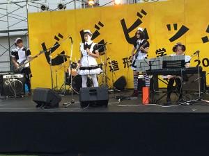 マンガコースバンド「琥珀」!