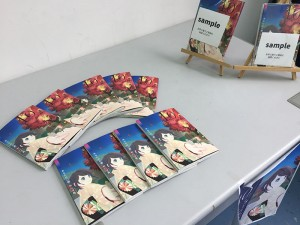 2年「左心房社」冊子。クオリティ高っ!