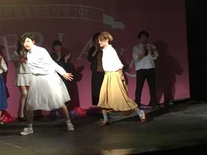 ダンスユニット「お茶漬けリプライズ」!ゆいセンパーイ!