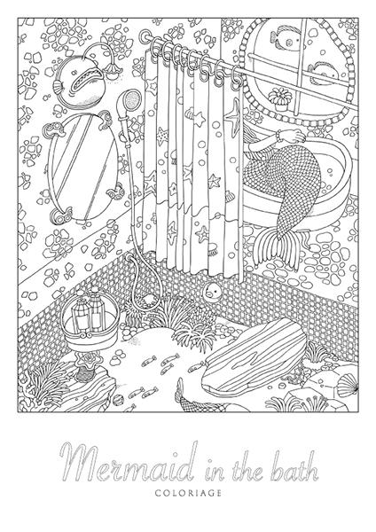 シャチハタ×イラストレーションコース(現 情報表現領域)コロリアージュ
