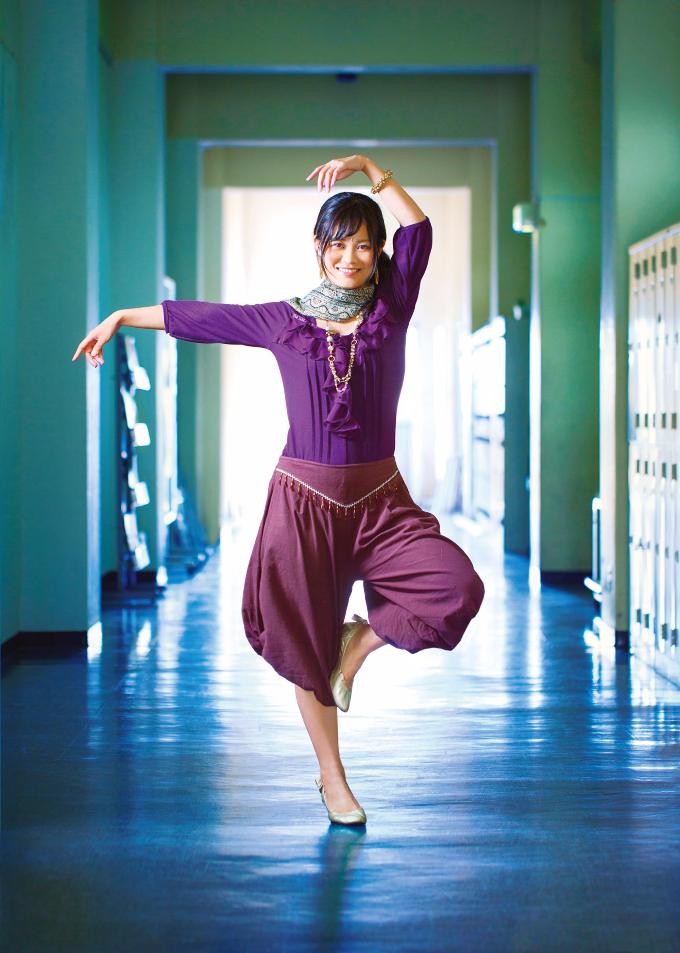 横田眞未子さん